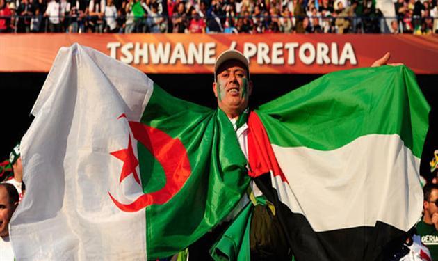 جمهور الجزائر