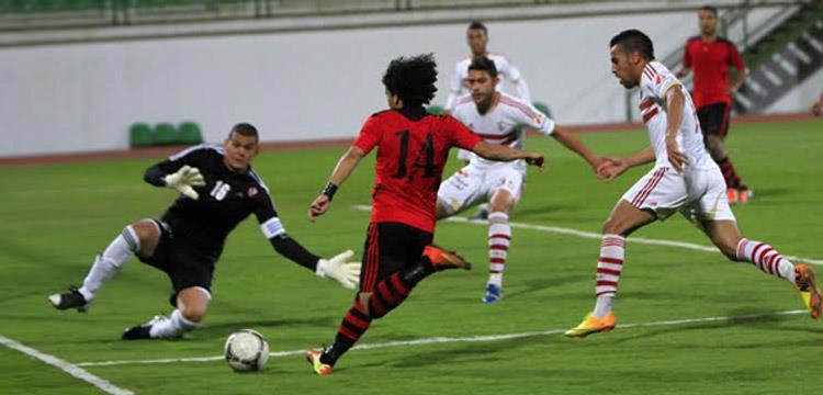 احمد صبري أمام الزمالك