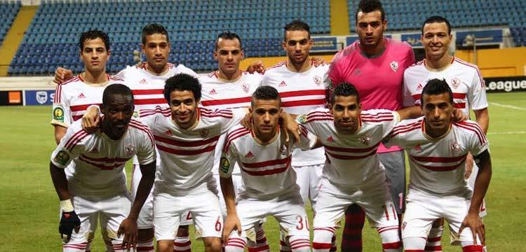 أحمد دويدار مع الزمالك