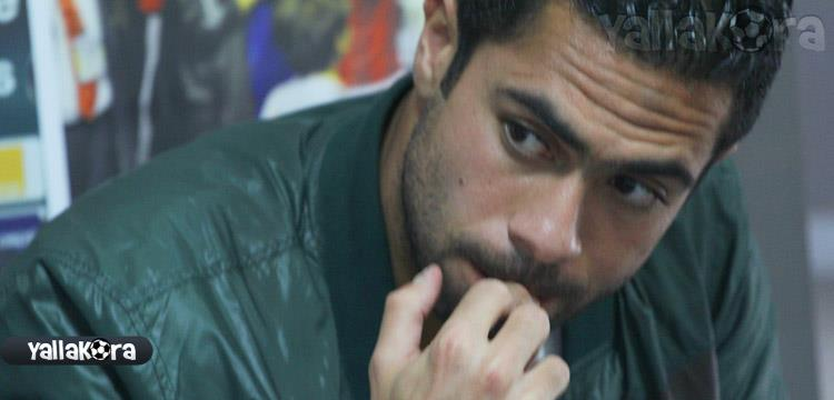 أحمد فتحي لاعب الأهلي السابق