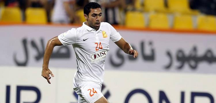 أحمد فتحي لاعب أم صلال القطري