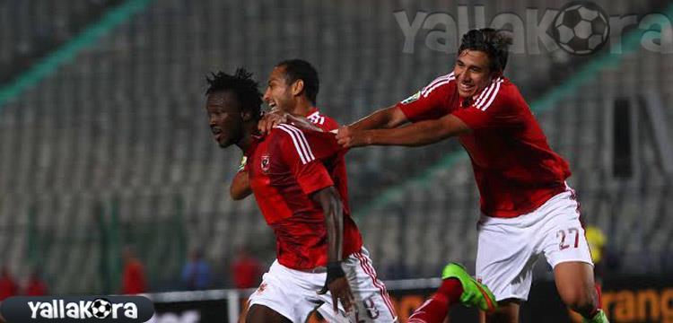 موسى يدان لاعب الأهلي