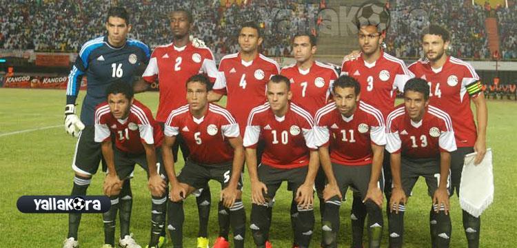 منتخب مصر يتطلع للفوز على تونس