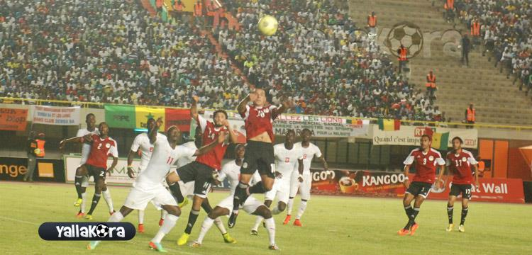 مصر والسنغال