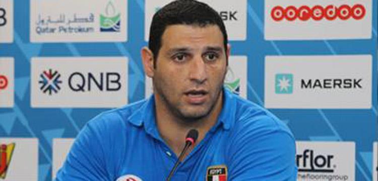 مروان رجب مدرب المنتخب المصري لكرة اليد
