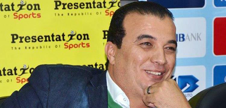 ياسر يحيى رئيس النادي المصري