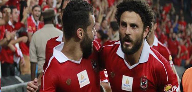 حسام غالي قائد الأهلي ومنتخب مصر