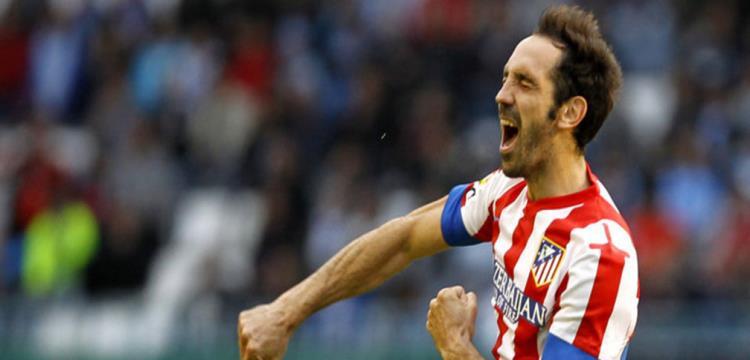 خوانفران لاعب أتلتيكو مدريد
