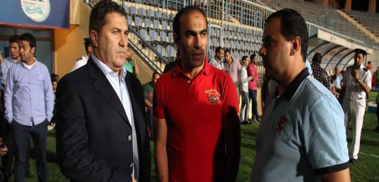 بيسيرو مع سيد عبد الحفيظ