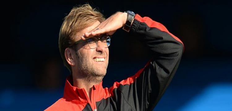 يورجن كلوب مدرب ليفربول