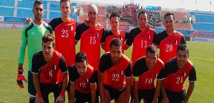 منتخب مصر العسكري