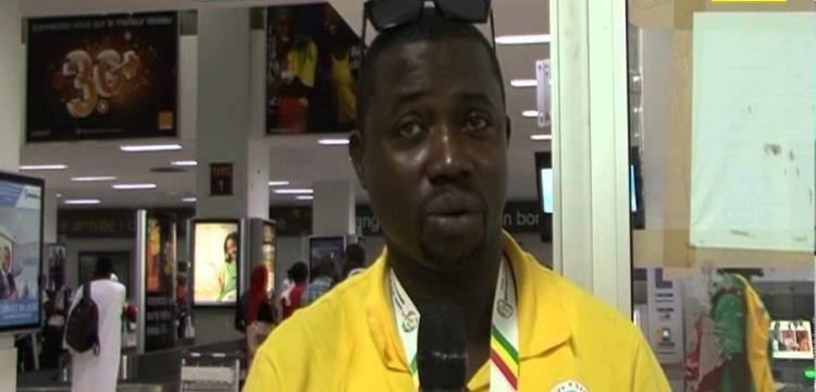 ساليو ديا مدرب المنتخب الأولمبي السنغالي