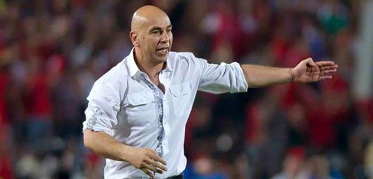 حسام حسن نجم الأهلي الأسبق ومدرب المصري الحالي
