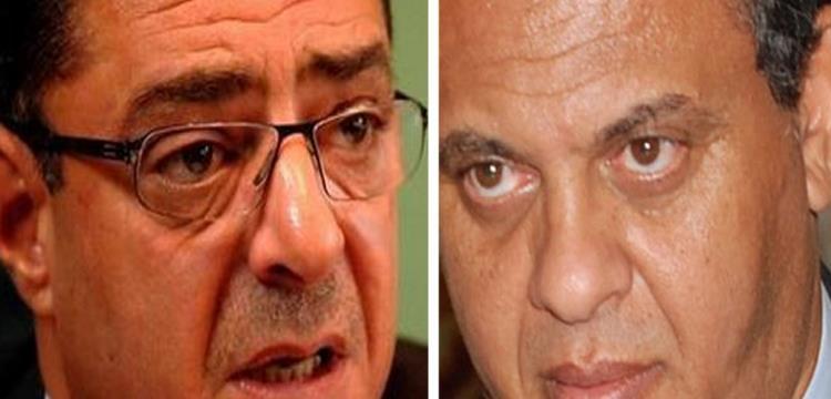 أحمد سعيد ومحمود طاهر