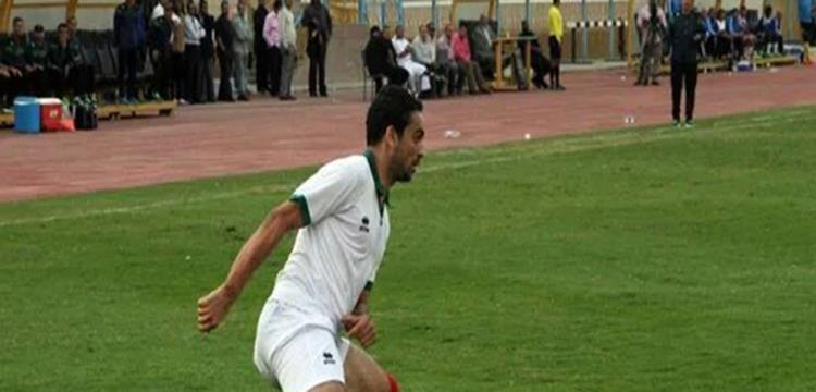 أحمد رؤوف لاعب المصري