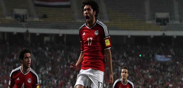 منتخب مصر فاز على تشاد بأخر ظهور رسمي