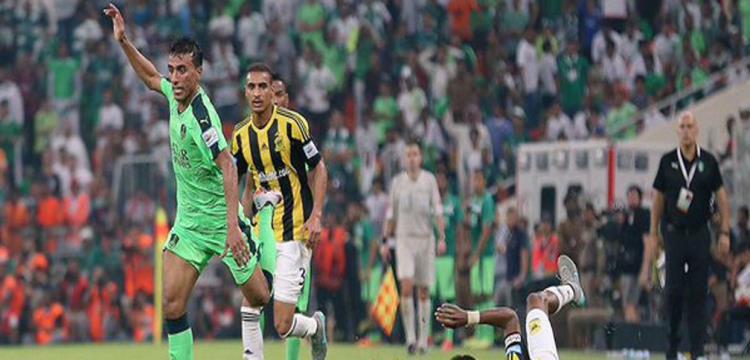 محمد عبد الشافي لاعب أهلي جدة
