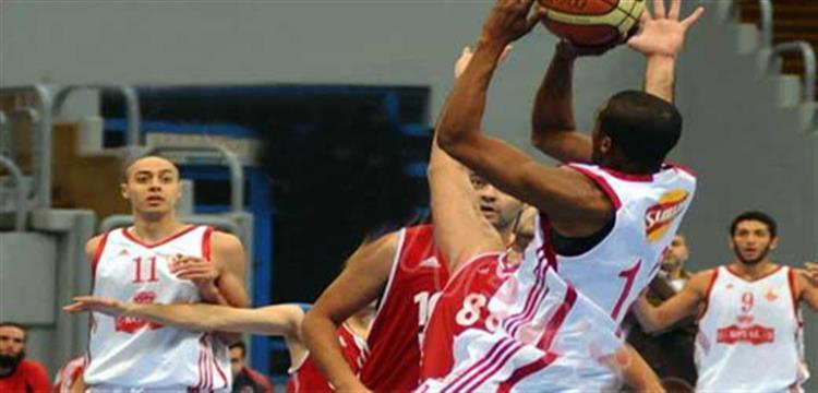 فريق الزمالك لكرة السلة - صورة ارشيفية
