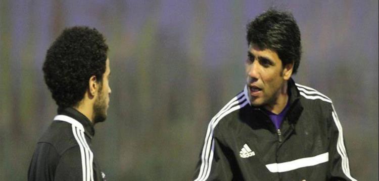 سامي الشيشيني مع عمر جابر