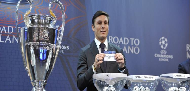 زانيتي لحظة اختيار ريال مدريد لمواجهة روما