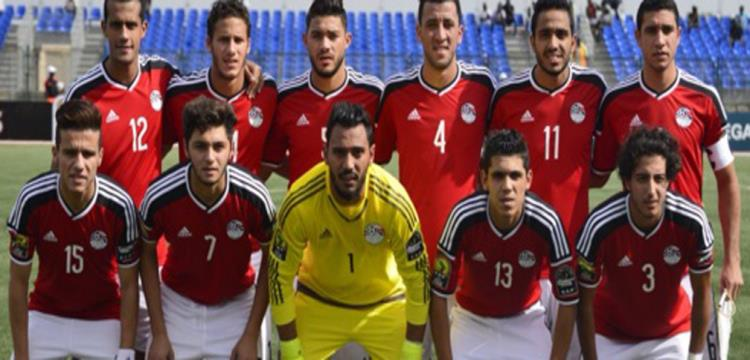 منتخب مصر الأوليمبي يواجه نيجيريا