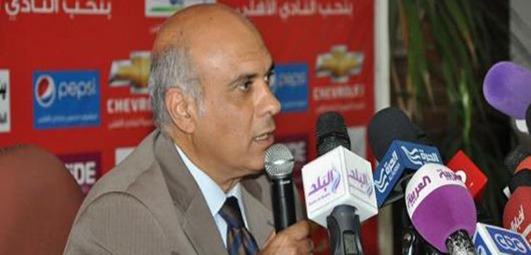 عماد وحيد عضو مجلس الأأهلي