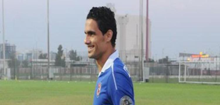 محمد نجيب لاعب الأهلي