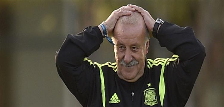 ديل بوسكي مدرب أسبانيا