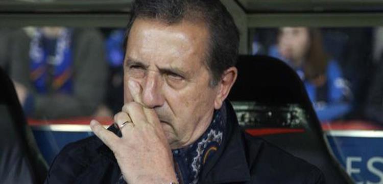 جورج ليكنز مدرب المنتخب التونسي