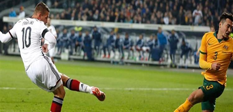 بودولسكي لاعب المنتخب الألماني