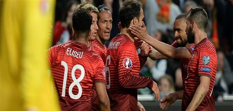 منتخب البرتغال يتأهل