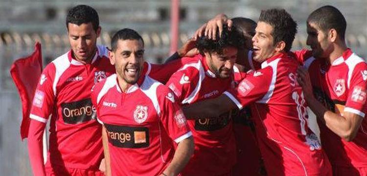 فريق النجم الساحلي التونسي - صورة أرشيفية