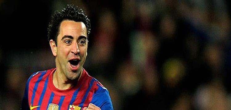 تشافي لاعب برشلونة السابق