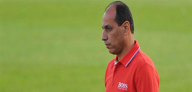 علاء عبد الصادق المشرف العام على الكرة بالأهلي