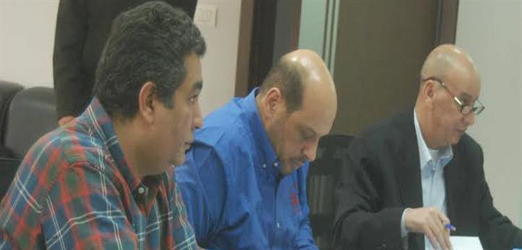 صورة ارشيفية - الشامي في اجتماع باتحاد الكرة