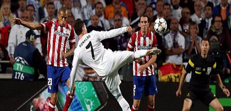 دربي مدريد مرة أخرى بدورى أبطال اوروبا