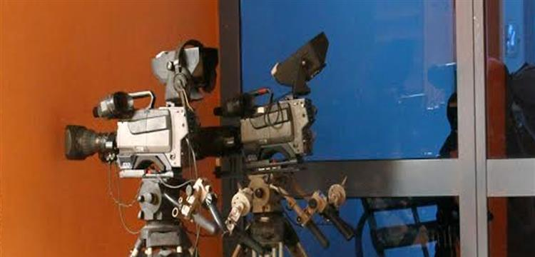 كاميرات التليفزيون