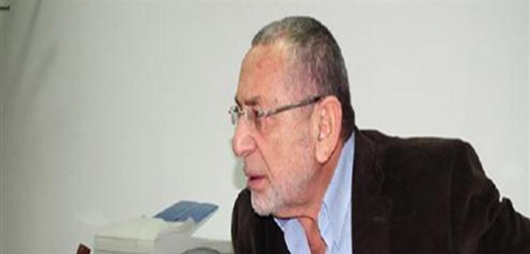 عدلي القيعي المتحدث الإعلامي للنادي الأهلي