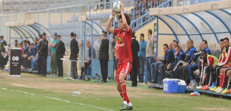 حسين السيد لاعب الأهلي