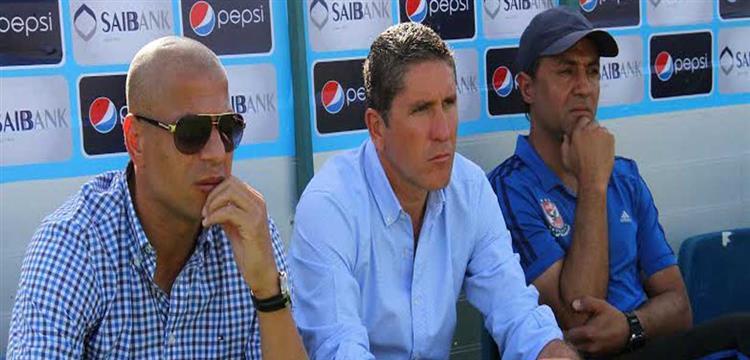 جاريدو يتوسط وائل جمعة وأحمد أيوب