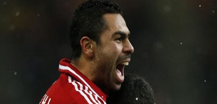 أحمد فتحي بقميص الأهلي
