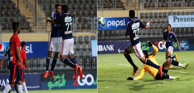 صور من المباراة