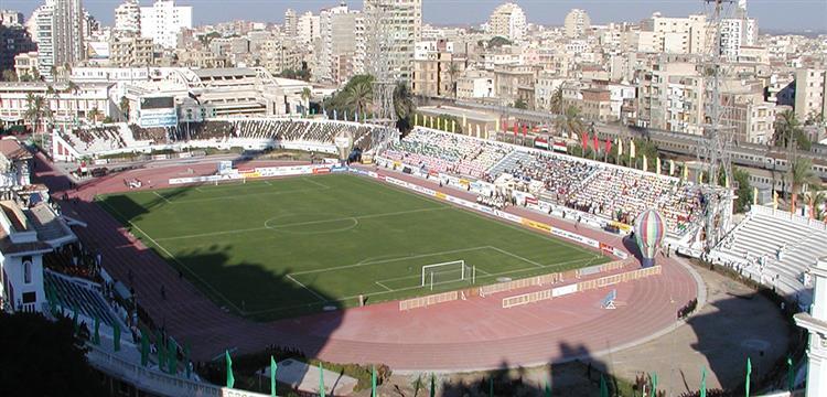 ملعب الإسكندرية