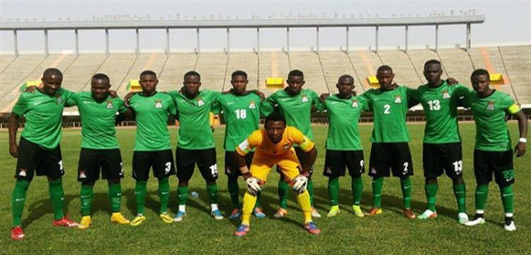 منتخب زامبيا