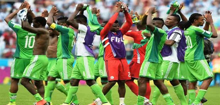 لاعبو نيجيريا - صورة أرشيفية