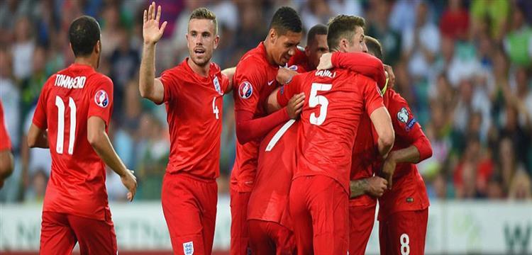 منتخب إنجلترا يتأهل لليورو