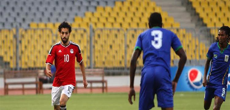محمد صلاح - صورة أرشيفية