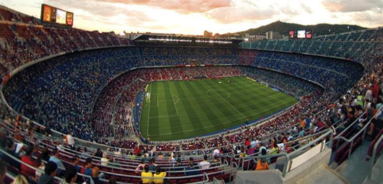 كامب نو ملعب برشلونة