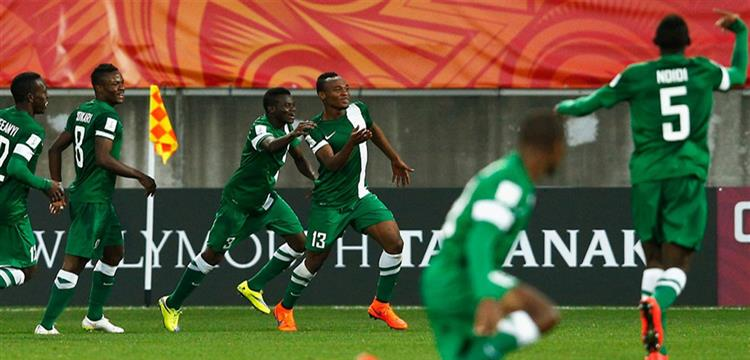 منتخب نيجيريا - صورة أرشيفية