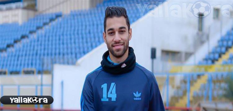 عمرو السولية لاعب الإسماعيلي